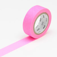 mt Washi Tape - Shocking Pink