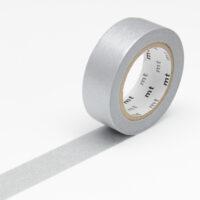 mt Washi Tape - Silver