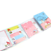 My Melody Sticky Notepad Set