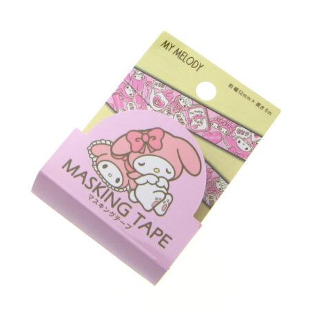 my_melody_washi_tape