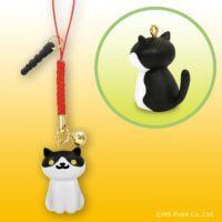 Neko Atsume Kitty Collector Phone Charm - Gabriel