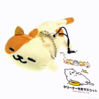 Neko Atsume Kitty Collector Plush Charm -  Peaches