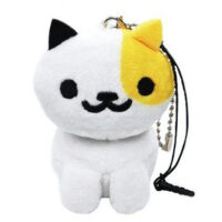 Neko Atsume Kitty Collector Plush Charm -  Sunny