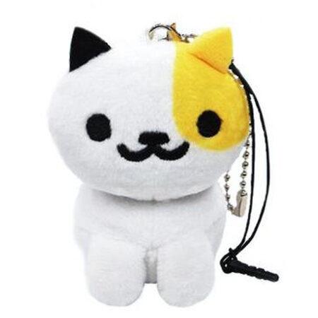 Neko Atsume Kitty Collector Plush Charm -  Sunny