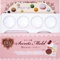 Clay Mold - Macarons
