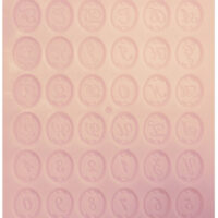 Clay Mold - Alphabets & Numbers