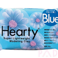 Hearty Super Lightweight Modelling Clay - Blue 50g
