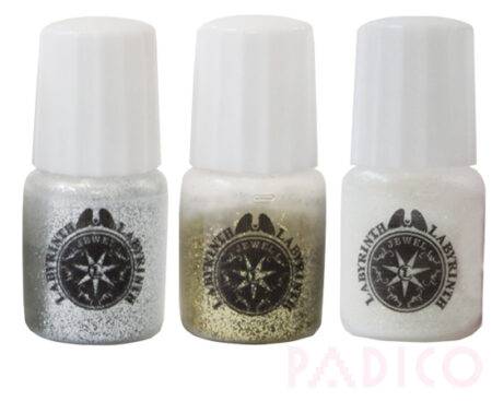 Padico Labyrinth Glitter Set - Gold