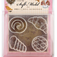 Padico Soft Clay Mold - Bread