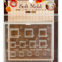 Padico Soft Clay Mold - Cube