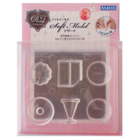 Padico Soft Clay Mold - Dessert