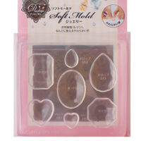 Padico Soft Clay Mold - Jewellery