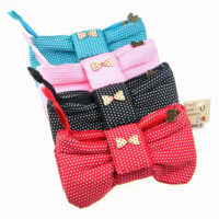Polka Dot Bow Case