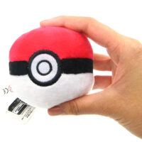 Pokemon Poke Ball Plush Charm