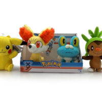 Pokemon XY Plush - Chespin 8""