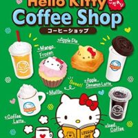 Re-Ment Hello Kitty Coffee Shop Miniature Collection
