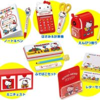 Re-Ment Hello Kitty Stationery Miniature Collection