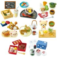 Re-Ment Rilakkuma Japanese Cafe Miniature Collection