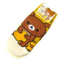 rilakkuma_ankle_socks