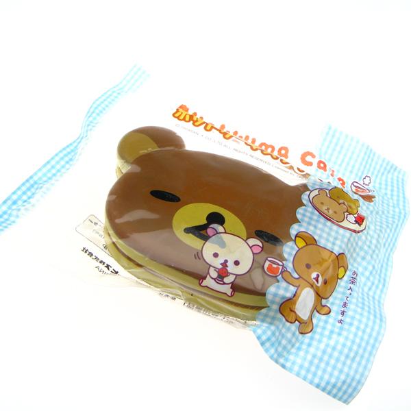 Rilakkuma Tag Squishy Supplier : Rilakkuma Dorayaki Squishy ?5.99 buy at Something kawaii UK