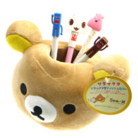 Rilakkuma Plush Phone Holder