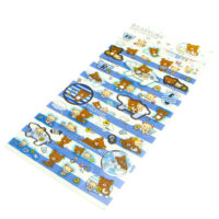 Rilakkuma Shima Shima Everyday Stickers