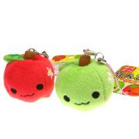 Ringo Chan Fruit Plush phone Charm