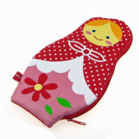 Russian Doll Pencil Case