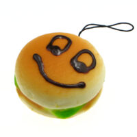 Scented Hamburger Squishy