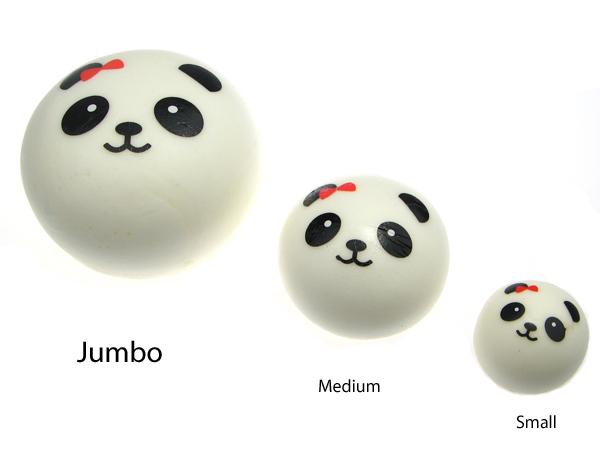 Squishy Scented Panda Steam Bun - Jumbo ?5.99 buy at Something kawaii UK
