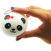 Squishy Scented Panda Steam Bun - Big