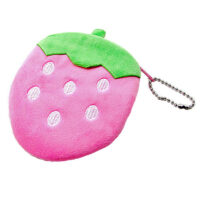 Strawberry Plush purse