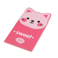 Sweet Cat Animal Notebook