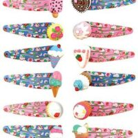 Sweet Treat Hair clips