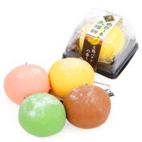 wagashi_daifuku_mochi_rice_cake_scented_stretchy squishy