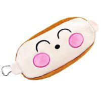 Yoci Monkey plush pencil case